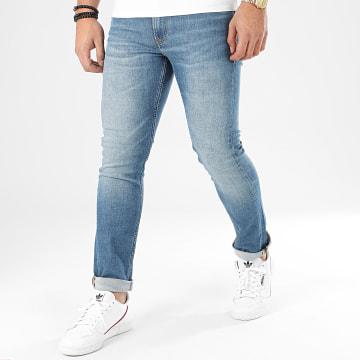 Calvin Klein - Jean Slim 026 4345 Bleu Denim