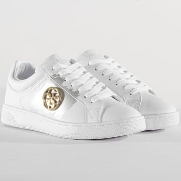 Baskets Femme FL5REIELE12 White Gold