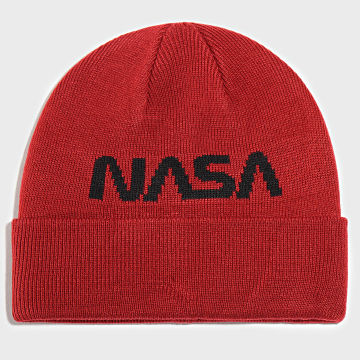 Bonnet NASA Rouge