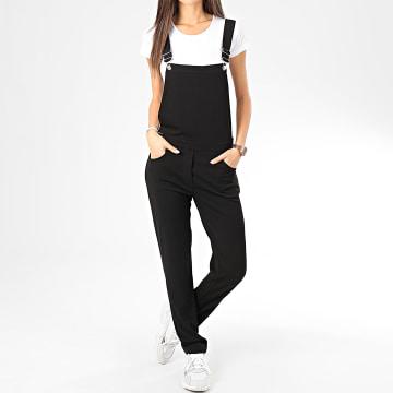 Salopette Pantalon Femme Eva Noir