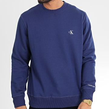 Calvin Klein - Sweat Crewneck CK Essential 4536 Bleu Marine