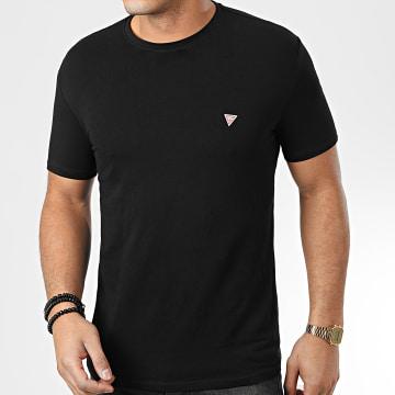 Tee Shirt Slim M01I24-J1300 Noir