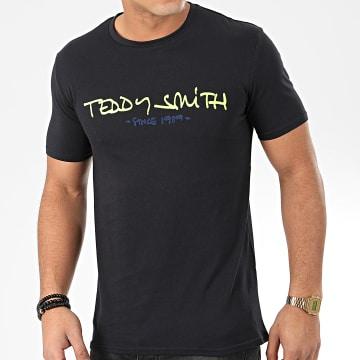 Teddy Smith - Tee Shirt Ticlass 2 Noir