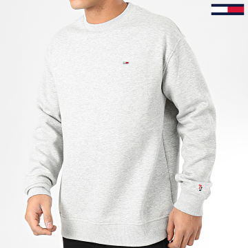 Sweat Crewneck Tommy Classics 4469 Gris Chiné