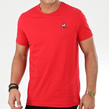Le Coq Sportif - Tee Shirt Essential N2 1922084 Rouge