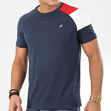 Le Coq Sportif - Tee Shirt Essential N10 1911262 Bleu Marine
