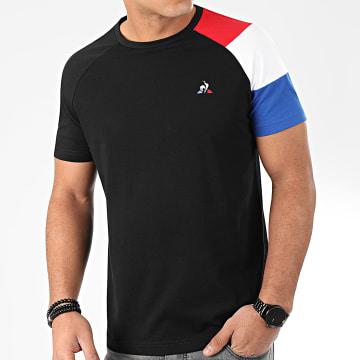 Le Coq Sportif - Tee Shirt SS N10 1911260 Noir