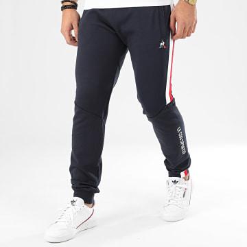 Pantalon Jogging Tricolore Saison N2 1921682 Bleu Marine