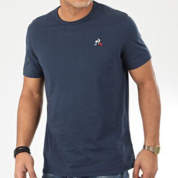 Le Coq Sportif - Tee Shirt Essential N2 1921914 Bleu Marine