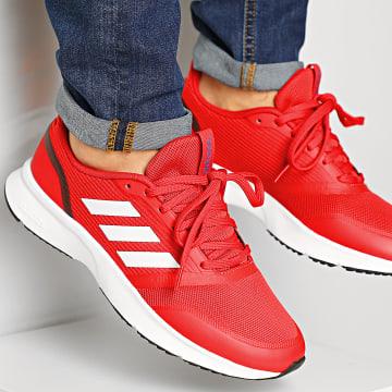Adidas Performance - Baskets Nova Flow EH1365 Scarlet Footwear White Core Black