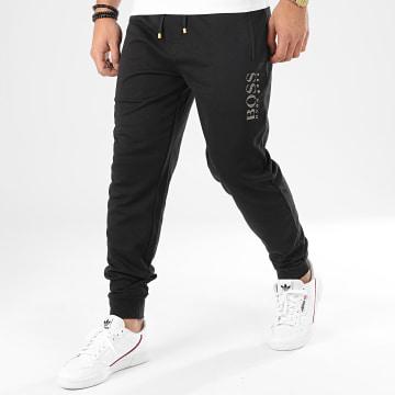 Pantalon Jogging 50420350 Noir Doré