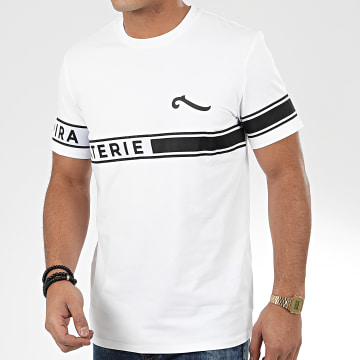 Tee Shirt Paris Blanc