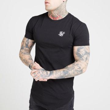 SikSilk - Tee Shirt Oversize Core 15816 Noir