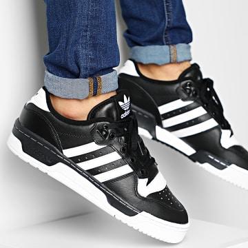Adidas Originals - Baskets Rivalry Low EG8063 Core Black Cloud White