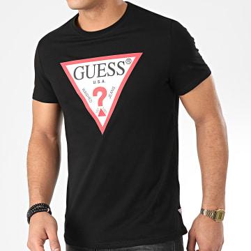 Guess - Tee Shirt M01I71-I3Z00 Noir