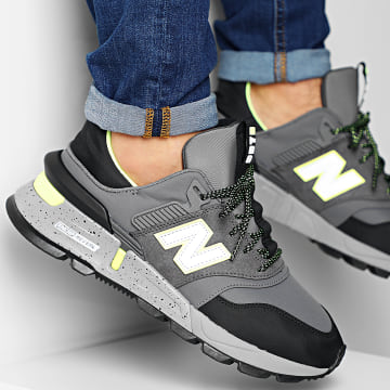 New Balance - Baskets Lifestyle 997 775151 Grey Black