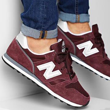 New Balance - Baskets Classics 373 774671 Burgundy