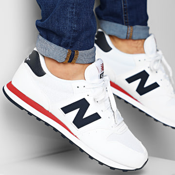 New Balance - Baskets Lifestyle 500 697771 White