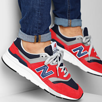 Baskets Lifestyle 997 774411 Red Navy
