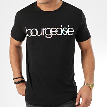 Tee Shirt Bourgeoisie Iridescent Noir