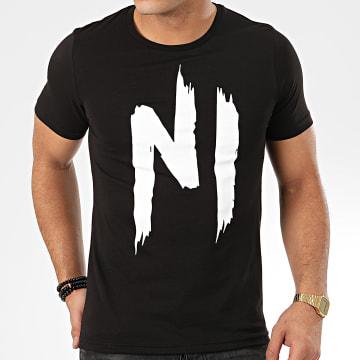 Ninho - Tee Shirt TS001 Noir Blanc