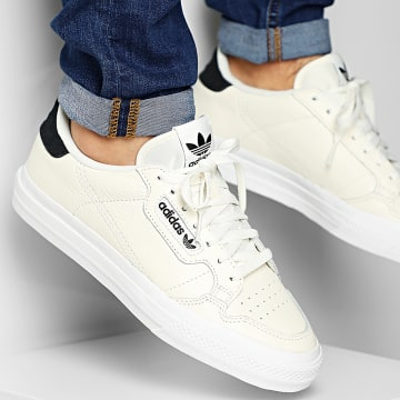 Adidas Originals - Baskets Continental Vulc EG4589 Off White Core Black