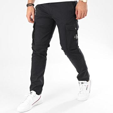 Pantalon Cargo Skinny 4147 Noir