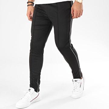 Pantalon 1671 Noir Blanc