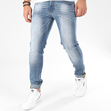 Jean Slim JK966 Bleu Wash