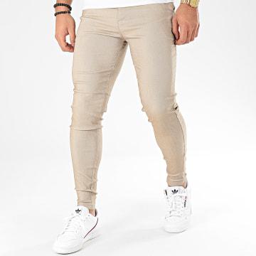 Pantalon Chino 1676 Beige