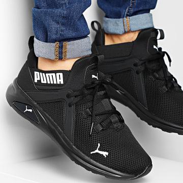 Puma - Baskets Enzo 2 193249 Puma Black Puma White