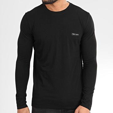 Tee Shirt Manches Longues Nark Noir