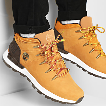Timberland - Baskets Sprint Trekker A257D Wheat Nubuck Brown