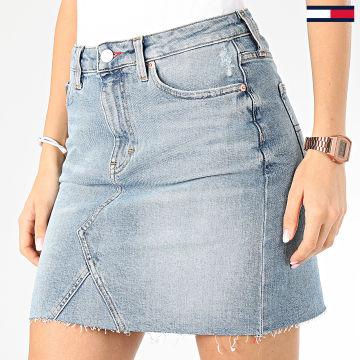 Tommy Jeans - Jupe En Jean Femme 7683 Bleu Denim