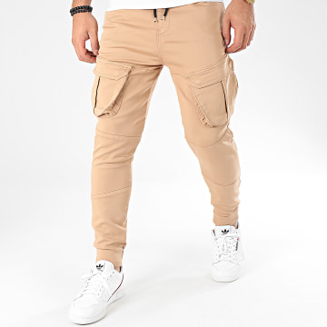 Pantalon Cargo GF79003 Camel