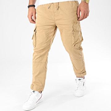 Pantalon Cargo KD67085 Beige