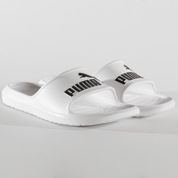 Claquettes Divecat 369400 Puma White Puma Black