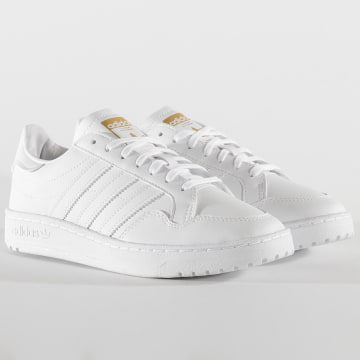 Adidas Originals - Baskets Femme Team Court EF6809
