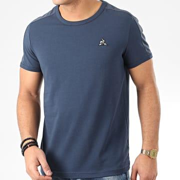 Le Coq Sportif - Tee Shirt Tech SS N1 2010487 Bleu Marine