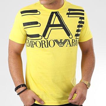 Tee Shirt 3HPT09-PJ02Z Jaune