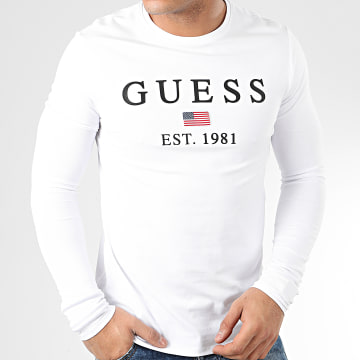 Tee Shirt Manches Longues M01I77-J1300 Noir