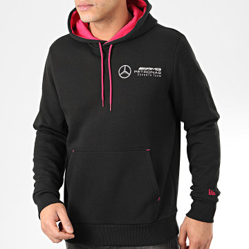 New Era - Sweat Capuche Mercedes AMG Petronas 12361030 Noir