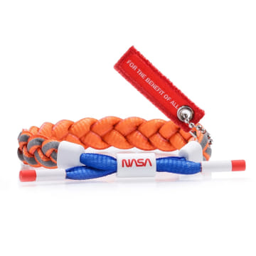 Bracelet Comet NASA Bleu Orange Gris