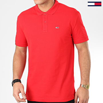 Polo Manches Courtes Classics Solid 7196 Rouge