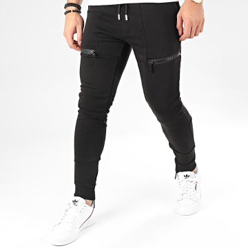 Pantalon Jogging PNS-6 Noir