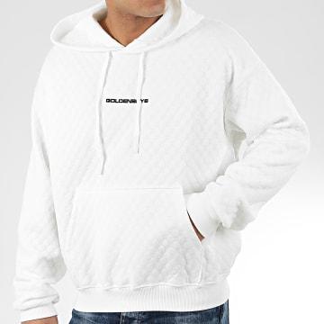Uniplay - Sweat Capuche UY476 Blanc
