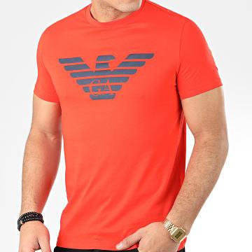 Emporio Armani - Tee Shirt 8N1T99-1JNQZ Rouge