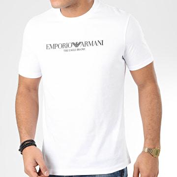 Emporio Armani - Tee Shirt 8N1T61-1J00Z Blanc