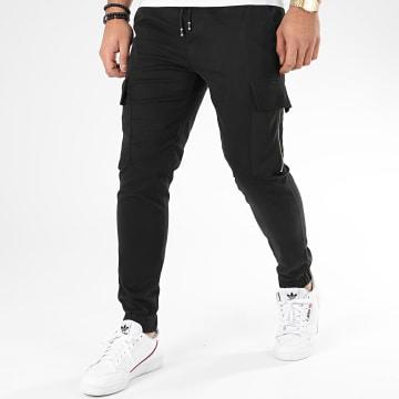 Pantalon Cargo 23782 Noir