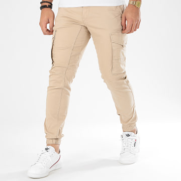 Jogger Pant Paul Lake Beige